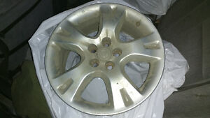 "Stock 16"" rims off 2005 Toyota Matrix"