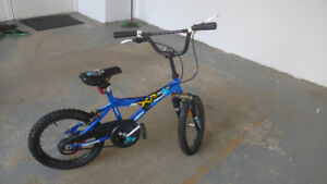 """Bicycle for sale. 14"""" for $25"""