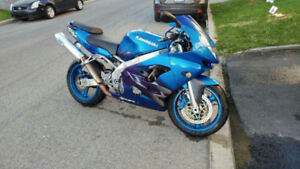 ZX9R for sale. Nego.