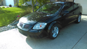 2007 Pontiac G5 SE Coupe Low KM