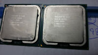 2 x Intel Xeon 5160 3.0GHz/4MB/1333MHz SLABS LGA771 CPU