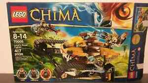 Lego Legends of Chima - Lavel's Royal Fighter 70005
