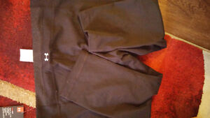 size xl under armour crops