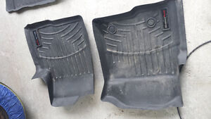 F150 weathertech floor liners (front and back)