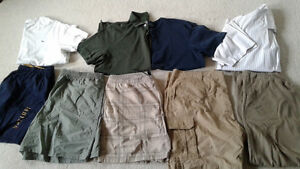 Men's summer clothing lot size 2xl