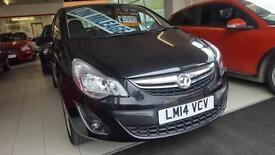 Vauxhall Corsa 1.4i 16v ( 100ps ) ( a/c ) SE 5 DOOR - 2014 14-REG - FULL MOT