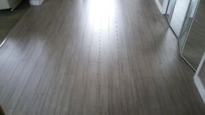 Hardwood from 1.50sqf  and laminate 1.20sqf installation Edmonton Edmonton Area image 8
