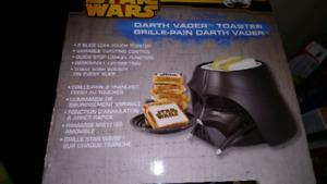 Darth Vader Star Wars toaster