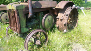 Looking to save old farm equipment and tractors