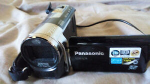 Panasonic video camera excellent condition