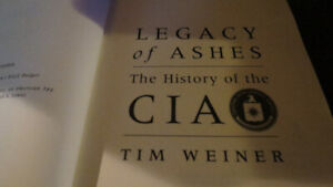 History of the CIA book