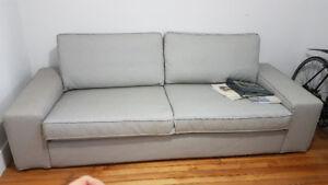Sofa IKEA KIVIK en excellent état - comme neuf