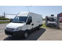 59 Iveco/ Seddon Daily in white