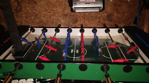 commercial foot ball table