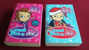 Le grand livre de Go Girl !