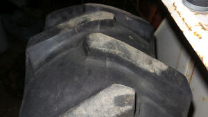 Rear tractor tires 11.2 x 24