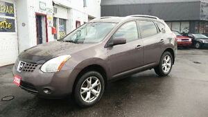 2008 Nissan Rogue 140,000km Alloy wheels Certified!