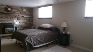Large bsmt. room for rent. Alcona, Innisfil