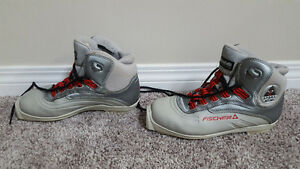 Fischer Classic or Combi Ski Boots (Size 6)