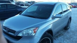 2007 Honda CR-V LX 4WD AT -one year free warranty