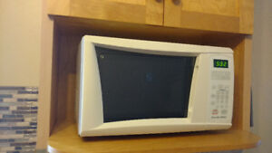 Microwave oven for sale, $15
