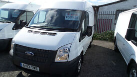 Ford Transit 2.2TDCi ( 100PS ) ( EU5 ) 260S Med Roof