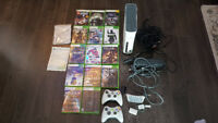 Xbox 360 with 13 Games / Biggest Titles - All perfect Condition