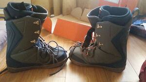 Thirtytwo lashed/Bradshaw men's snowboarding boots