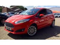 2015 Ford Fiesta 1.0 EcoBoost Titanium X Powers Automatic Petrol Hatchback