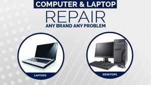 GET YOUR COMPUTER FIXED TODAY!
