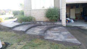 Crown interlocking and landscapeing Inc.