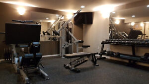 Brand New Atlantis and York Pro Gym Equipment for Sale