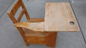School desk for small child