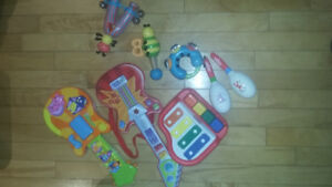 Toddler Instruments