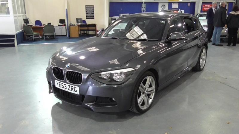 2013 bmw 1 series bmw 1 series 118d m sport 5dr diesel in plymouth devon gumtree. Black Bedroom Furniture Sets. Home Design Ideas