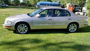 1999 Buick Park Avenue Custom Sedan