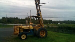 LIFT-TRACTEUR FORD 3000