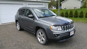 2012 Jeep Compass Limited SUV, Crossover