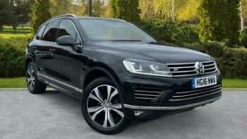 image for Volkswagen Touareg 3.0 V6 TDI BlueMotion Tech 262 R-Line Tip (Panoram Auto Estat