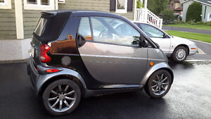 smart fortwo pure cabriolet