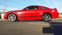 Mustang GT Bullitt wheels Diablo Predator Ford Racing Exhaust