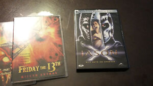 Friday the 13th dvd collection pack West Island Greater Montréal image 4