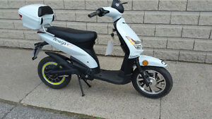 Amego Stream Electric Scooter.  BRAND NEW.  Regularly $1499.00