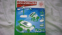 *****ROBOTIKITS 6 in 1 SOLAR KIT-- Learn all about Solar Panels!