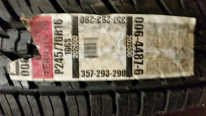 New 245/70/R16 for $55.00 was $225.00