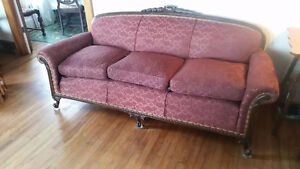 Antique 1930's Couch and Two Chairs in Cape Breton