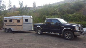 Horse Hauling & Trailer Loading Training - Kamloops Area