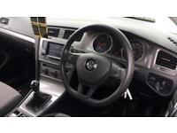 2015 Volkswagen Golf 1.6 TDI 105 S 5dr Manual Diesel Estate