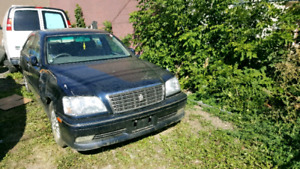 2001 Toyota crown Low Kms