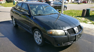 2004 Nissan Sentra SE-R, AS IS.
